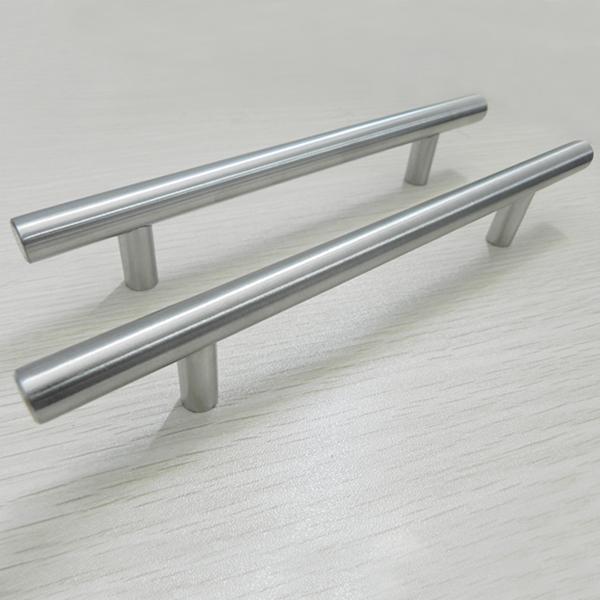 Keuken Handgrepen Koper : Roestvrij staal t-vormige deur keuken handgrepen-meubels handgrepen en