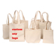 Wholesale organic cotton custom printed tote canvas bag