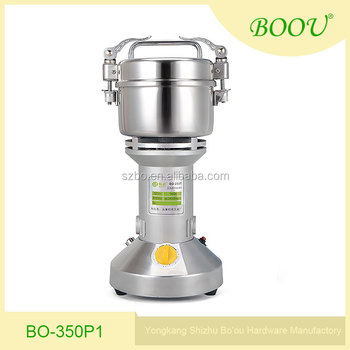 New Style Of Home Use Portable Herb Medicine Grinder Machine