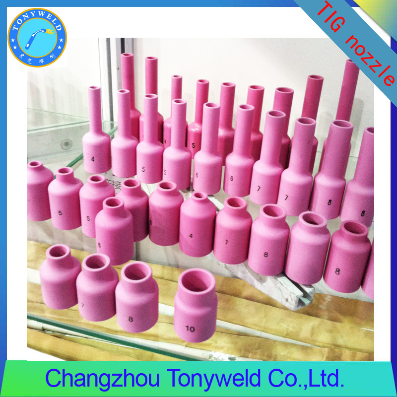 Tig Welding Ceramic Nozzles For Tig Welding Torches Buy