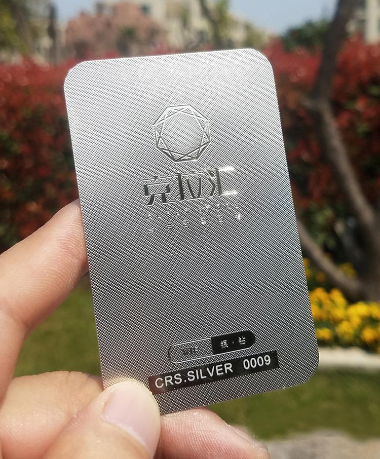 Benutzerdefinierte Private Besuchen Metall Visitenkarte Druck Buy Metall Visitenkarte Schwarz Metall Visitenkarte Gravierte Geprägt Spiegel Metall