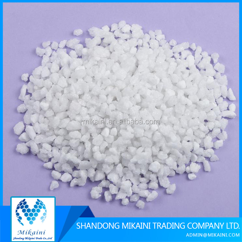 Mikaini white fused alumina for abrasives sandblasting