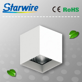 20w/30w/35w Led Downlight Square,High Power Led Downlight Dimmable ...