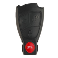 Car Key Shell Rreplacements 3+1 Buttons 4 Buttons Remote Key Fob Case Cover For Mercedes for Benz