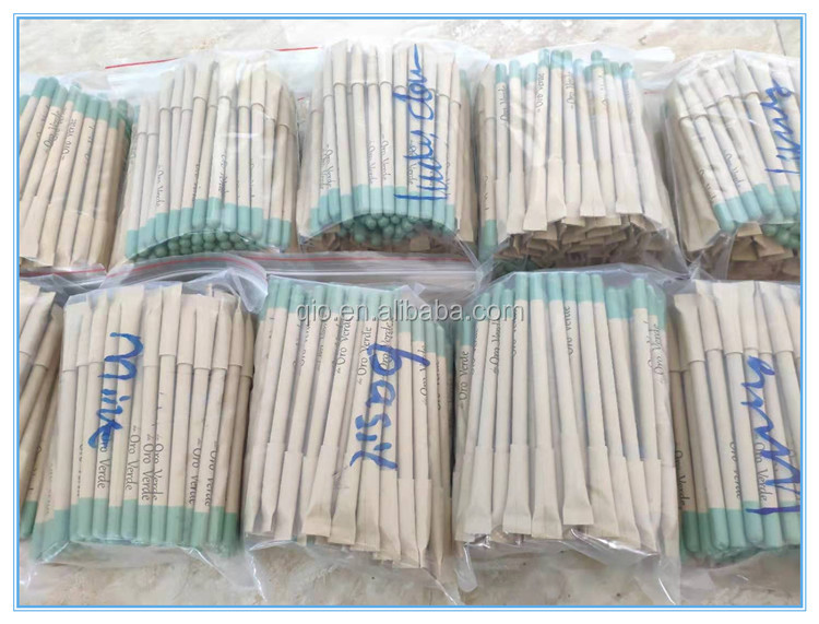2019 New plantable  eco friendly recycled seed paper pen