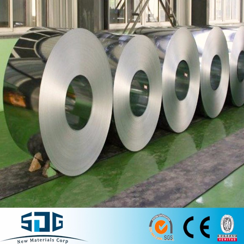 Low price galvalume galvanized steel coil price of used rail steel scrap