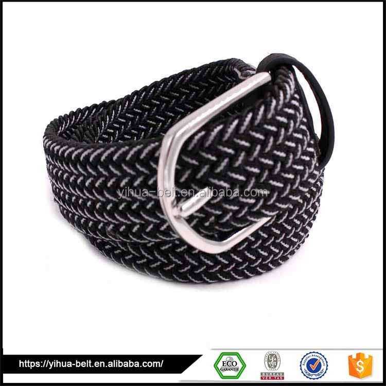 Wholesale China Factory men's braided belt