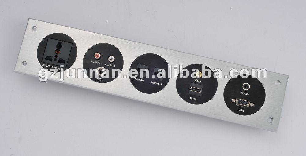 de haute qualit usb prise murale 220v multifonctionnel prises douilles lectriques id de. Black Bedroom Furniture Sets. Home Design Ideas