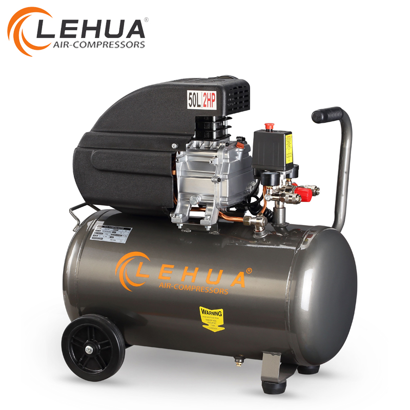 2HP 50L Piston Air Compressor for Pneumatic tools