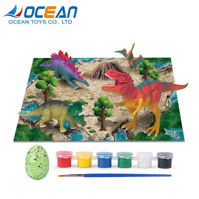 Promosyonlu Diy Okyanus Hayvan Oyuncaklar Alibabacomdaki