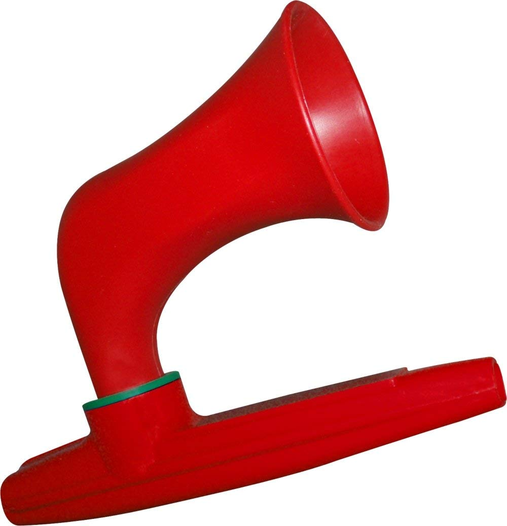 Lyons The Wazoo-Kazoo with Megaphone Red red bell