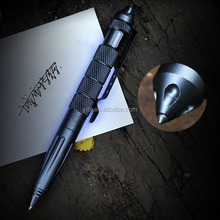 S-3 Tactical Defense military outdoor camping Tool Aviation Aluminum Self Protection Weapons roller ball tip uzi tactical pen