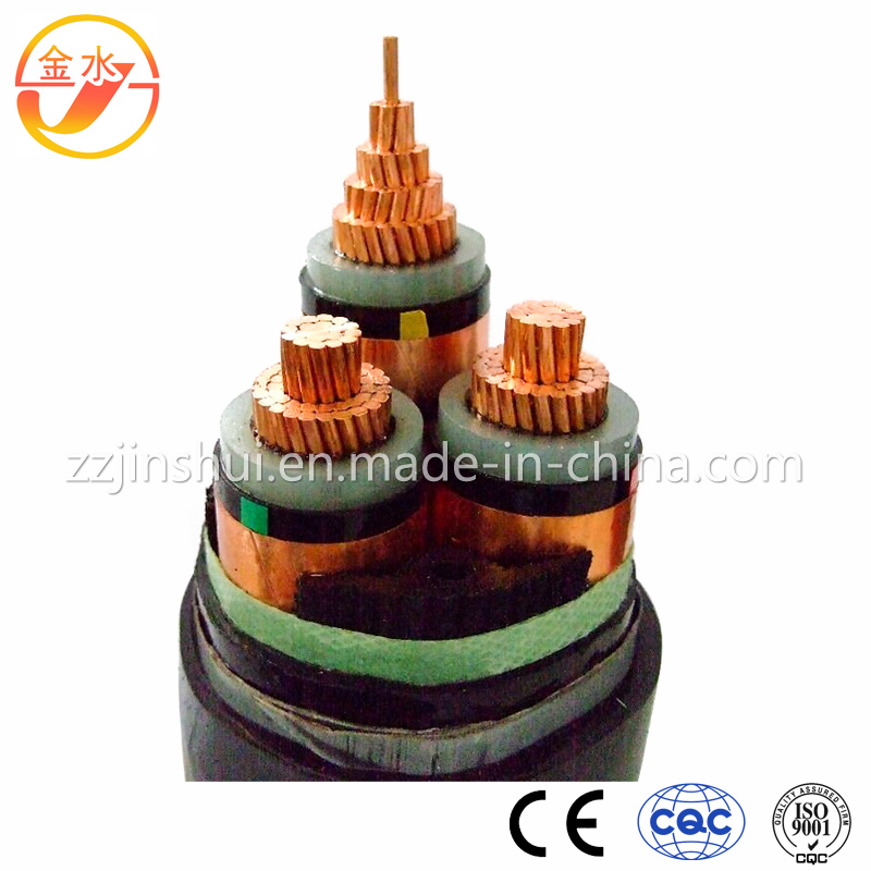 Copper or Aluminum XLPE Insulated Power Cable