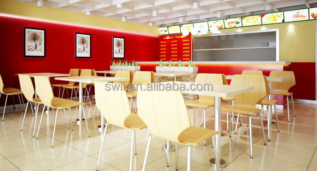 Amazing Fast Food Dining Table And Chair Philippines Fast Restaurant Chair And Table  For Sale
