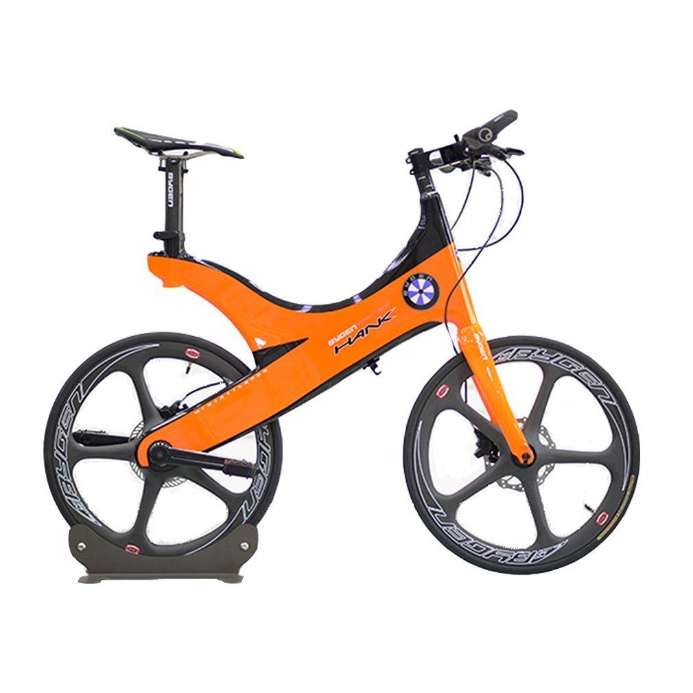 [Bygen]han (Hank_orange) Full Carbon Frame Spoke Bike Bicycle Cyling Direct Transhub Korea(overseas Direct Product)