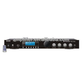 Pms-a1060s 60w Mp3 Fm Am Public Address Mixer Amplifier