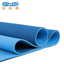 cheap gymnasti fitness eco custom label tpe yoga mat