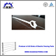 goat farming high quality of electric fence step-in plastic poly wire post