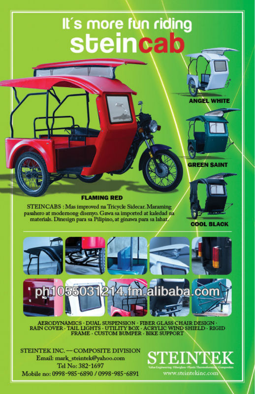 Steincab - Buy Steintek Sidecar Product on Alibaba com