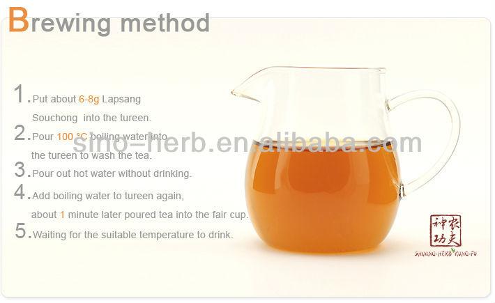 China Tea Chinese Famous Lapsang Souchong Black Tea - 4uTea   4uTea.com