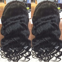 Wholesale human hair,human hair full lace wigs body wave eurasian hair full lace wig