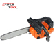 Cheap price mini 2500 gas engine 2 stroke chainsaw for tree cutting machine