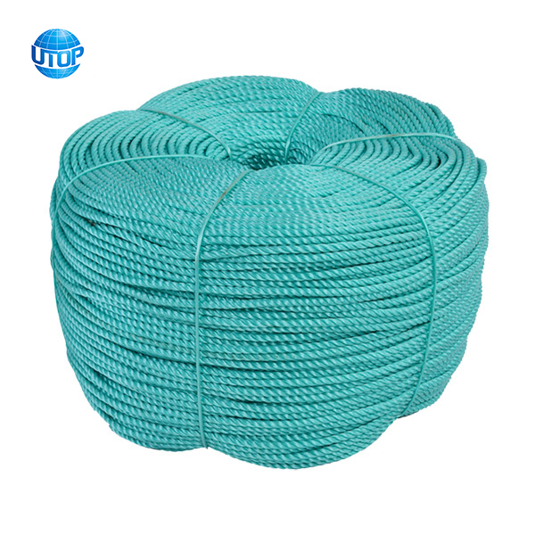 UTOP Customized Nylon twisted binding rope for boat and fishing