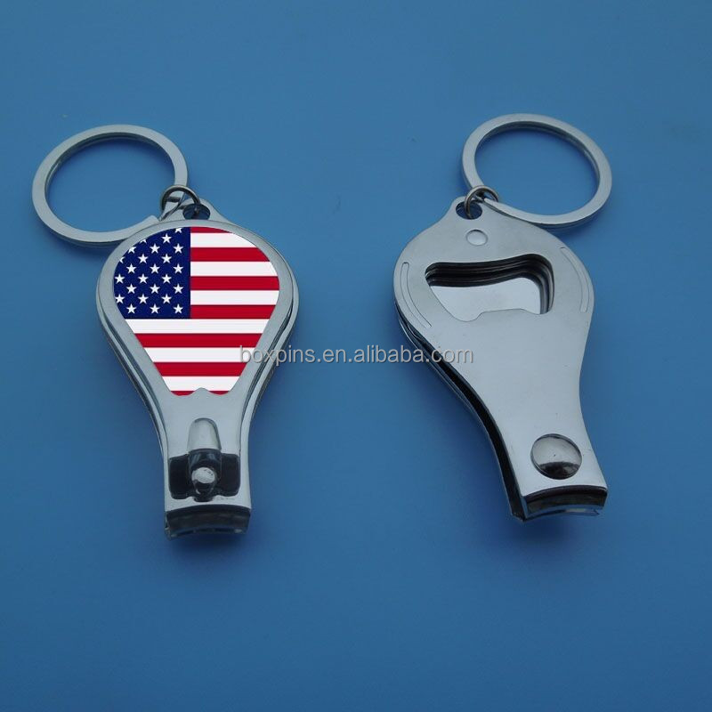 Colorful Nail Clipper Keychain Model - Nail Paint Design Ideas ...