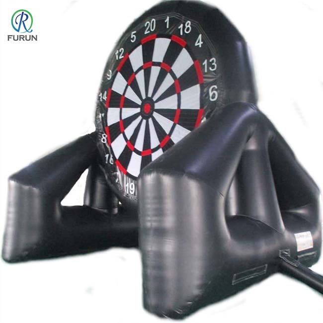 Inflatable Foot Darts,Inflatable Soccer Darts Board,Inflatable Sport Games