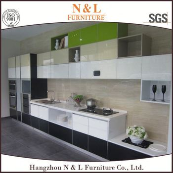 australian apartment modern small kitchen design dining room furniture