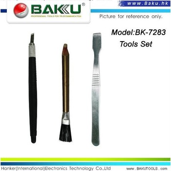 BK-7283 BAKU mechanic tools set for phone