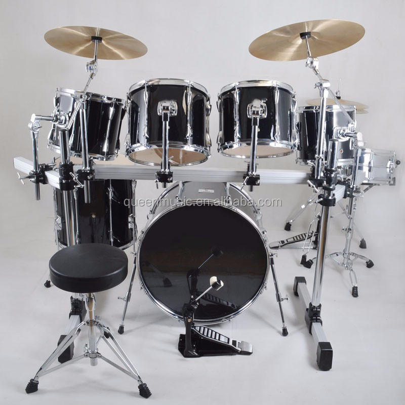 Hoogwaardige 7-pc Drum Set (Maple)