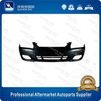 Auto Body Parts Car Cover Front Bumper With Fog Lamp Hole OE 86510-25000 For Accent