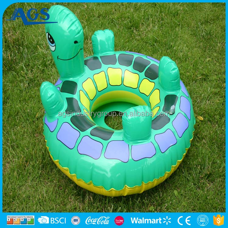 Safe superior quality inflatable baby infant swimming float ring