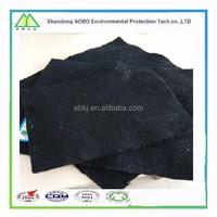 150gsm fire proof carbon fiber felt wadding for flame retardant protective clothing