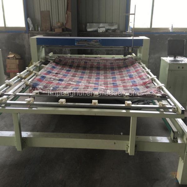 Chinese Fabriek Prijs Automatische Naaien Quilten Machine