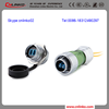 Fiber Optic Quick Connector Outdoor Fiber Optic Cable connector Waterproof Fiber Optic Cable connector
