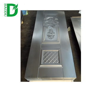 pressed panel steel door skin metal door skins