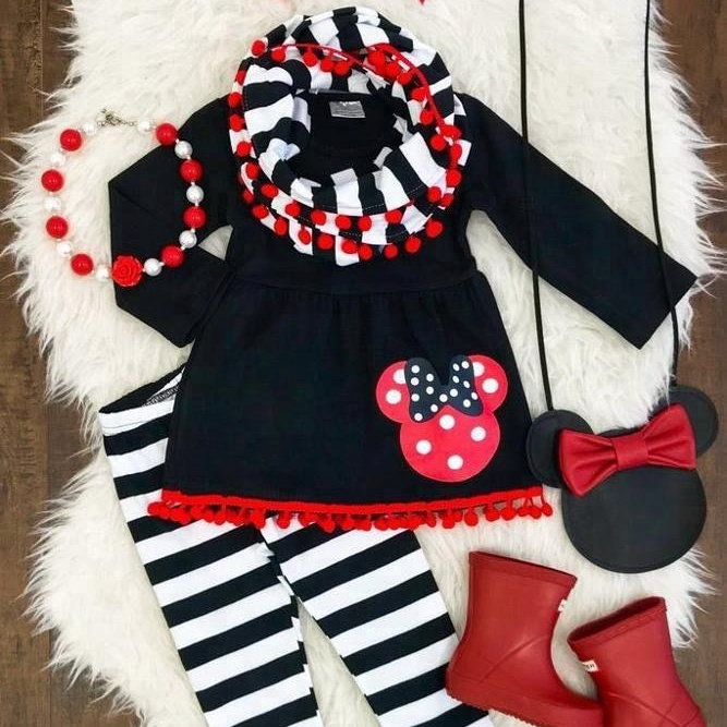 2019 Kids clothes trend American children's boutique decal design baby clothes