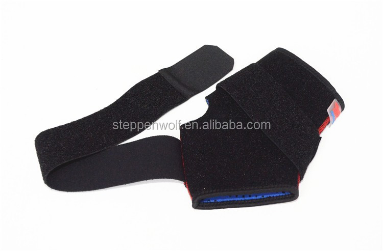 Hot selling Adjustable compression Breathable Neoprene Ankle Support