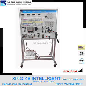 XK-SJB-ZJDK Auto Engine Electronic Control System Training Board, Engine system trainer Auto training model