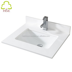 solid surface price modern shop counter design one piece bathroom sink and countertop laminate bathroom vanity countertop