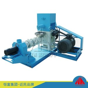 DGP160 Full fat soya bean extruder for animal feed processing