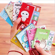 Cute Cartoon Totoro Hello Kitty Doraemon Baymax Self-adhesive Memo Pad Sticky Notes Post It Bookmark School Office Supply