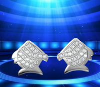 high quality & best price diamond earring