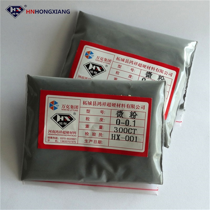 Abrasives Dedicated 2-5 Diamond Powder Synthetic Diamond Lapping Powder