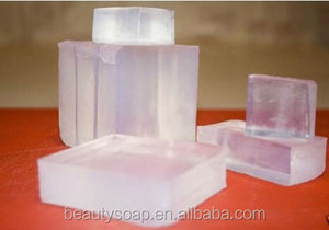 2016 Hot Sell Clear Glycerin Melt and Pour Soap Base