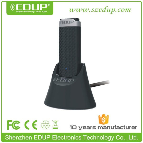 1200 wirelees adapter / dual band 2.4Ghz Wi-Fi antenna with winxp