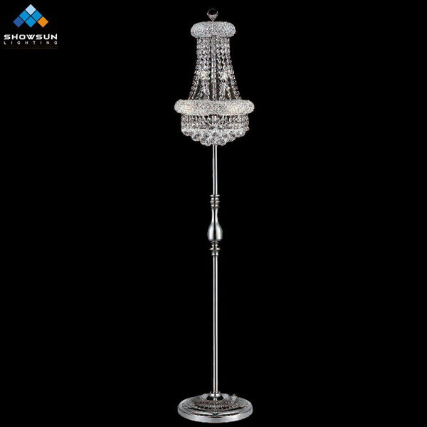 6 Lights tripod floor lamp