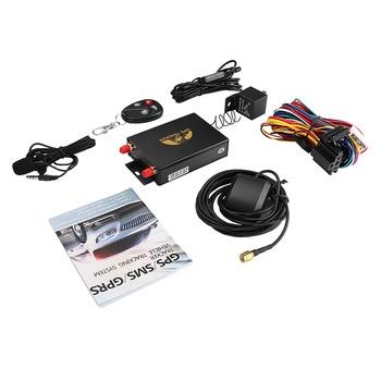 Car Central Locking System Car Center Lock With Gps Tracker Tk105